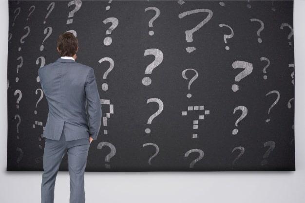 أسئلة شائعة في استبيان بحث السوق ومبادئ طرح الأسئلة